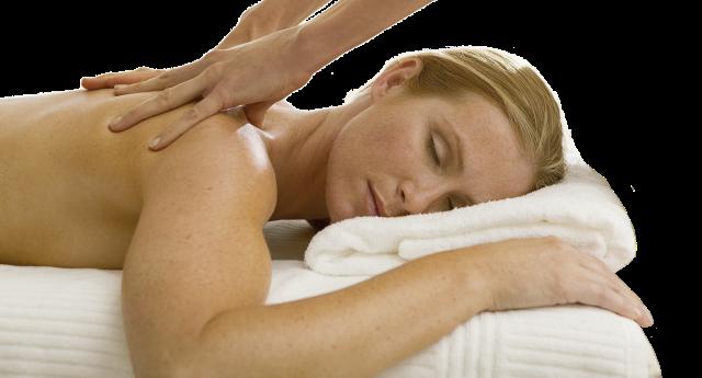 deskundige massage aan het lapdancen